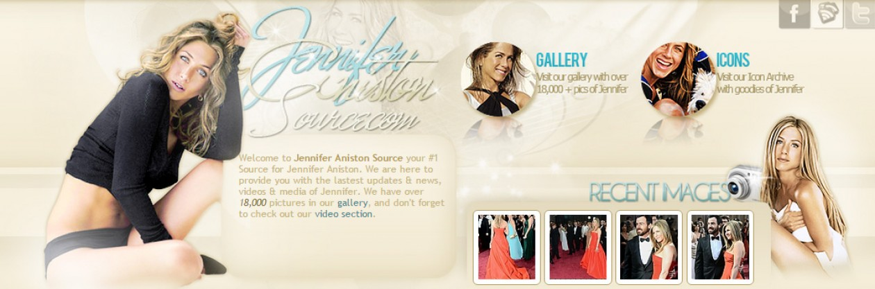 Jennifer Aniston – JenniferAnistonSource.com – Your Online Source for Jennifer Aniston